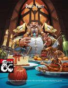 Dukes Feast. A Cuisine D&D 5e one-shot