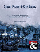 Street Fights and City Lights: 5 City-Themed Subclasses