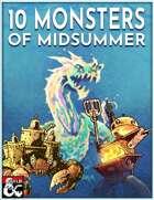10 Monsters of Midsummer