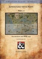 Forgotten Realms Adventures & Maps Bundle 1