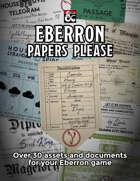 Eberron: Papers Please