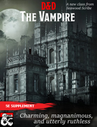 The Vampire (A New Class)