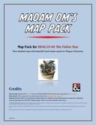 Madam DM's Map Pack: DDAL10-06 - The Fallen Star