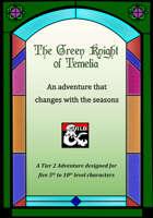 The Green Knight of Temelia