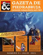 Gazeta de PiedraBruja 9: Clase de Prestigio   para D&D 5e Español