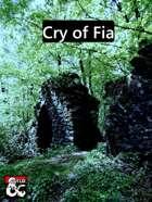 Cry of Fia