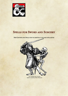 Spells for Sword and Sorcery