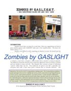Zombies by GASLIGHT