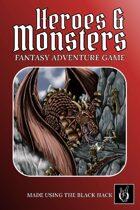 Heroes & Monsters Cover art