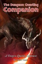 The Dungeon Questing Companion Cover Art