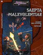 Saepta Malevolentiae (Italian)