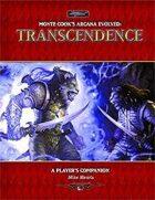 Transcendence: An Arcana Evolved Player's Companion