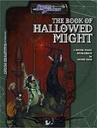Book of Hallowed Might