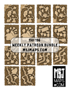 Weekly Patreon Bundle 190-196