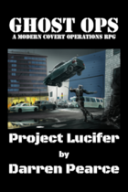 Ghost Ops - Project Lucifer