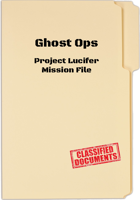 Ghost Ops - Mission Pack 3 - Project Lucifer