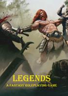 Legend - Lite Fantasy RPG