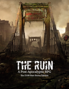 The Ruin - D100 Bare Bones Edition