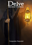 Delve Second Edition Companion Expanded