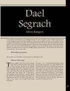 Dael Segrach - The Black Iron Grimdark Fantasy