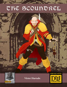 The Scoundrel - A Dungeon World Playbook