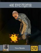 The Investigator - A Dungeon World Playbook