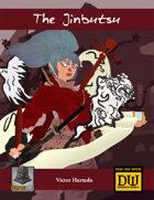 The Jinbutsu - A Dungeon World Playbook