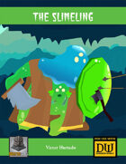 The Slimeling - A Dungeon World Playbook