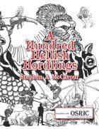 A Hundred Hellish Hordlings