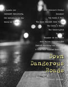 Midnight Boulevard: Down Dangerous Roads [BUNDLE]