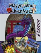 Playground Adventures Gaming With Kids [BUNDLE]
