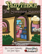 Ponyfinder - The Sweetest Secret