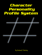 Character Personality Profile System