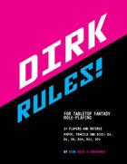 Dirk Rules!
