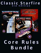 Classic Starfire Core Rules Bundle