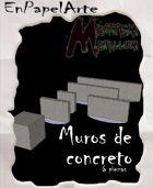 Muros de concreto (tabloide) Concrete Walls