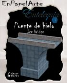 Puente de hielo (tabloide) Ice bridge