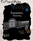Cementerio modular / Modular Cementery (Carta)