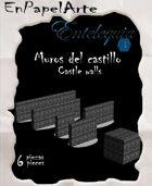 Muros del castillo (tabloide) Castle walls