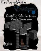 Castillo Sala de trono / Castle Throne Room (carta) [BUNDLE]