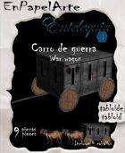 Carro de guerra / War wagon (tabloide)