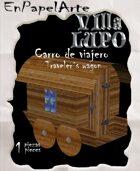 Carro de viajero / Traveler´s wagon (tabloide)