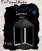 Lampara / Lamp (carta)