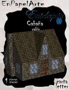 Cabaña / Cabin (carta)