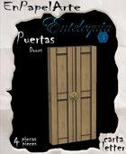 Puertas modelo 19 - Doors model 19 (carta)