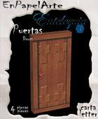 Puertas modelo 20 - Doors model 20 (carta)