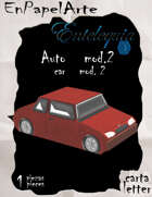 Auto modelo 2 / Car model 2