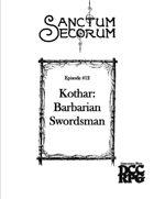 Sanctum Secorum - Episode #12 Companion