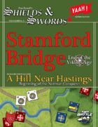 Stamford Bridge and A Hill Near Hastings