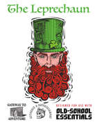 The Leprechaun: A Class For Old-School Essentials